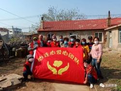 五月义工活动集锦